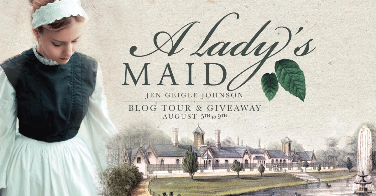 A-Ladys-Maid-Blog-Tour-Banner